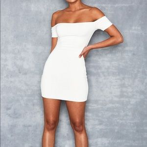 NEW Mistress Rocks ROMANTIQUE white mini dress s